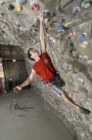 Ivan Greene, Extreme Rock Climber