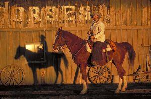 Cowboy Joe in Santa Fe