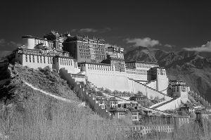 PotalaPalace, Lhasa, Tibet