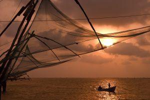 Nets at Kochi