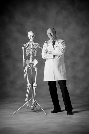 Art Legere, Chiropractor