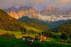Dolomite Village