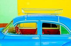 Cuba Car Color