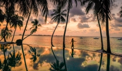 Maldive-Pool