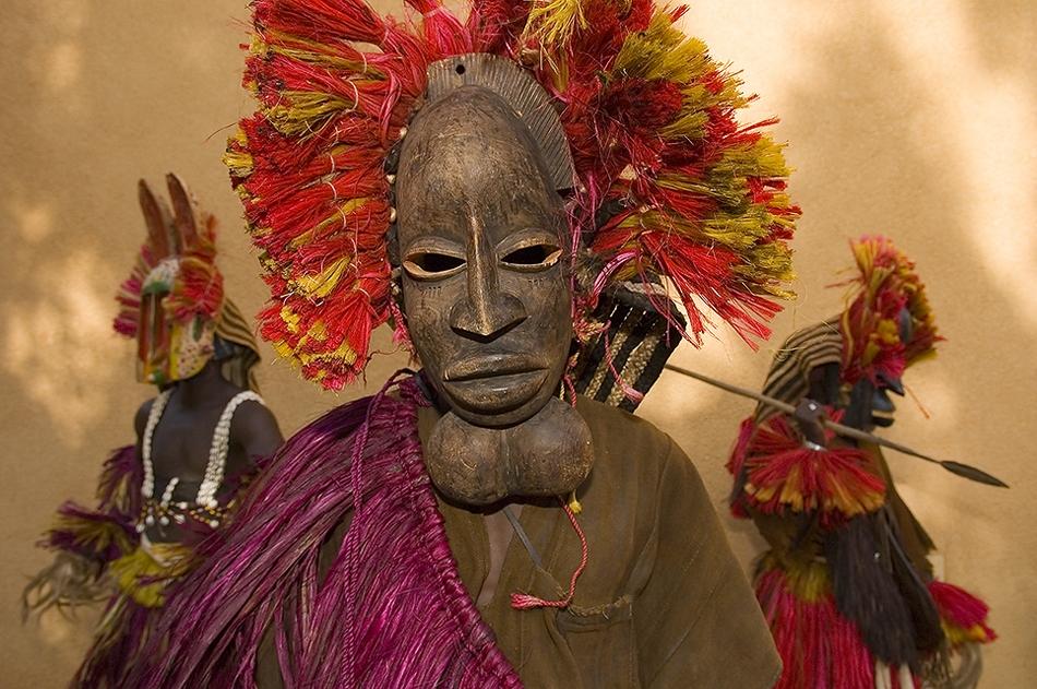 Dogon Tribesmen