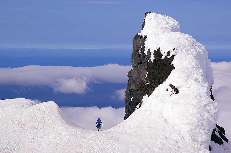 Snafellsnes Glacier