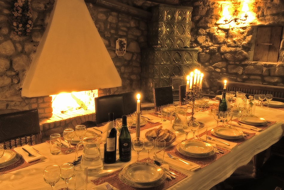 The Count's Wine Cellar
