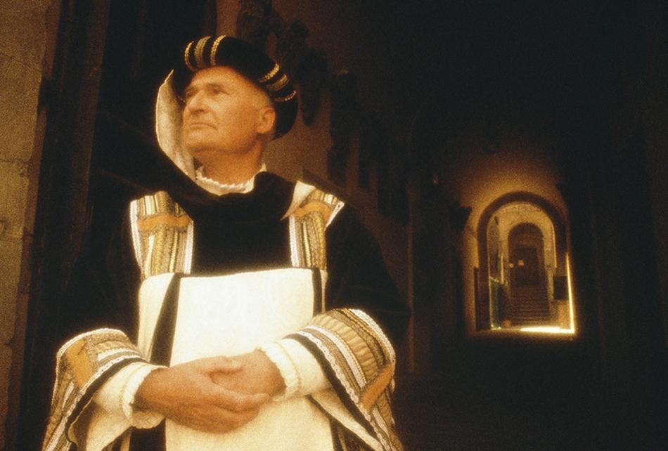 Patrician Portrait