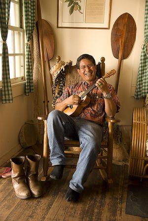 Danny Akaka, Hawaiian Folklorist