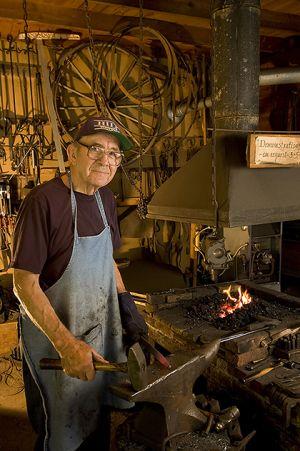 Yankee Blacksmith