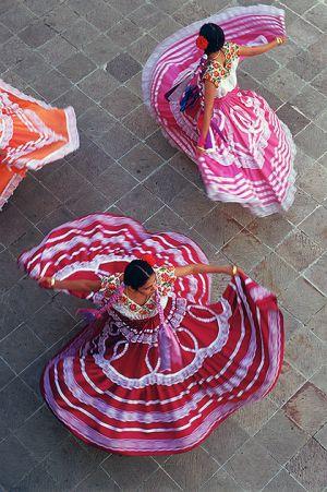 Oaxaca Dancers