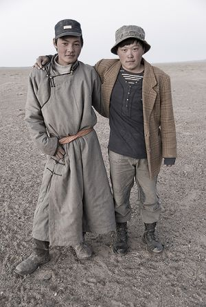 Mongolian Shepherds