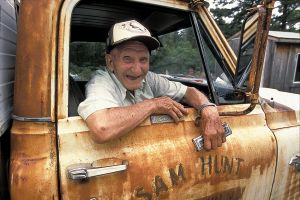 Piney legend Sammy Hunt