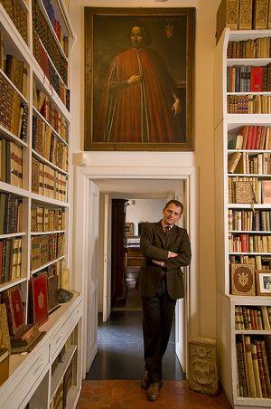 Art Historian, Rome