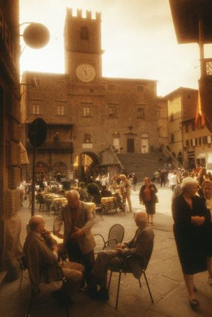 Afternoon in Cortona