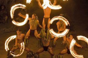 Firedancers, Moorea