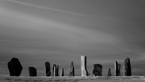 The Stones of Callanish