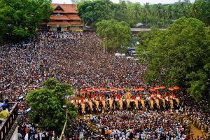 Purram crowds