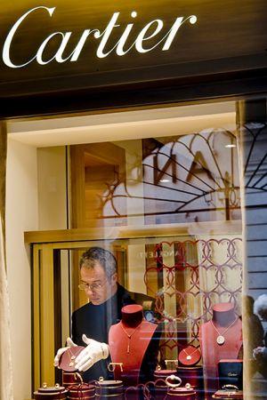 Cartier's Window