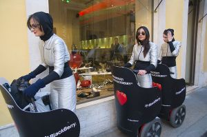 Segway Girls