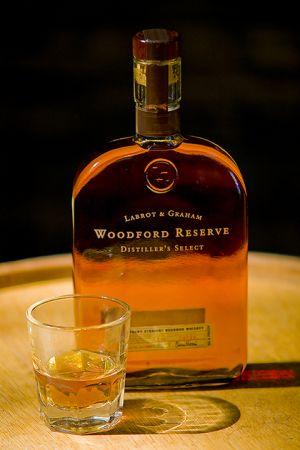 Woodford Reserve.