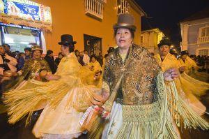 Fiesta in Puno