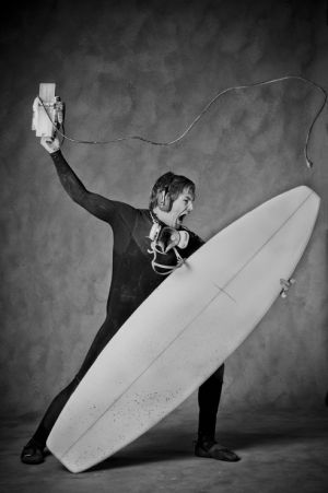 Graham Preston, Surfboard Artist