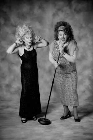 Barri Lyndon and Martini Mathews, Entertainers