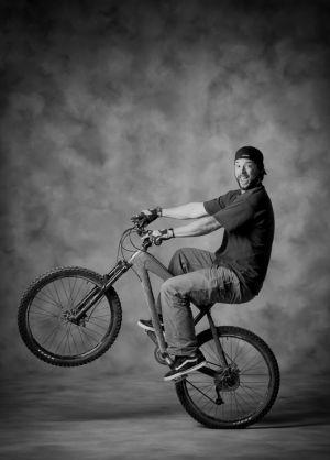 Wheelie Dave