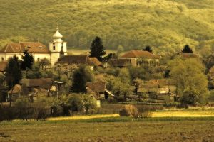 Mikslovar village